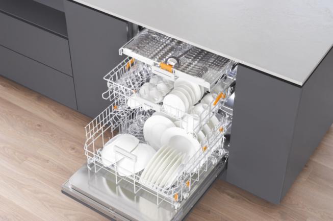 Entretenir son lave vaisselle nettoyer lave vaisselle bicarbonate sou nettoyer son lave - Vinaigre blanc bicarbonate de soude machine a laver ...